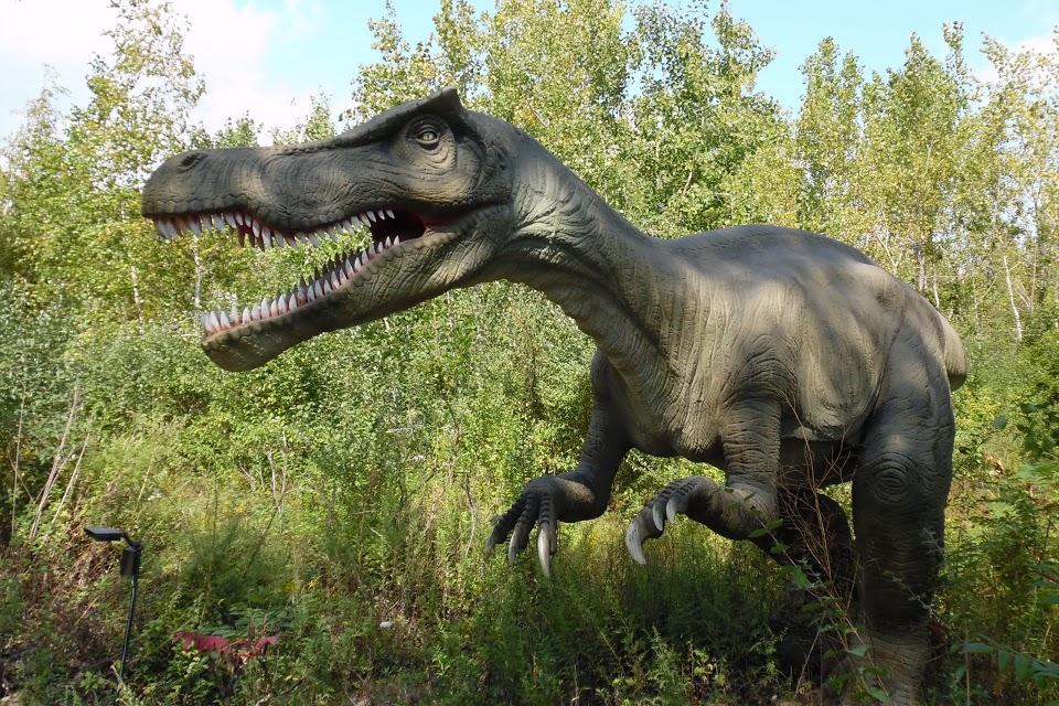 Yuggler   Field Station: Dinosaurs