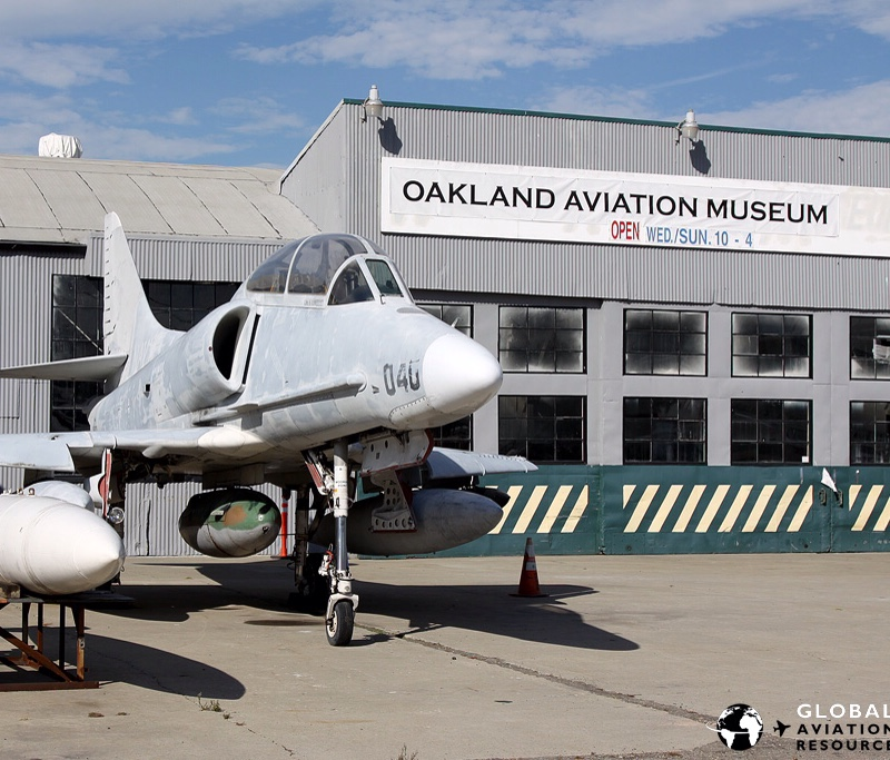 Abandoned Places Medway: Oakland Aviation Museum
