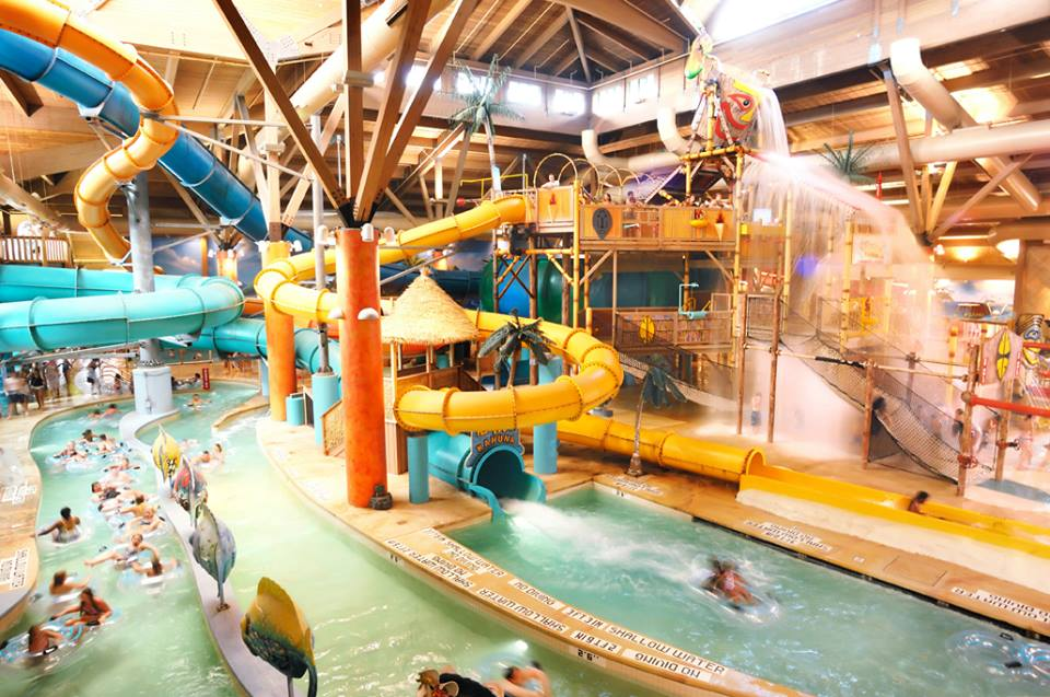 Yuggler Splash Lagoon Indoor Water Park Resort